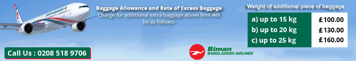 Biman Air Special Offers